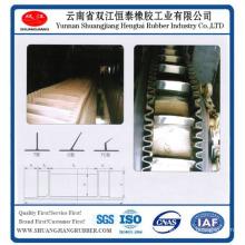 Large Angle Sidewall Conveyor Belt