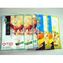 China High Quality Plastic Food Packaging Bag Supplier