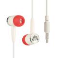 Custom Design Plastic Pack Wired Stereo Earphone