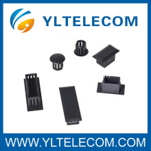 Fiber Connector Interfaces Adjustable for Splicing Patch Panel Drawer