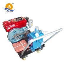 Pompe diesel auto-amorçante montée sur remorque