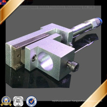 Welding Mechanical Machine Part with Grinding Surface