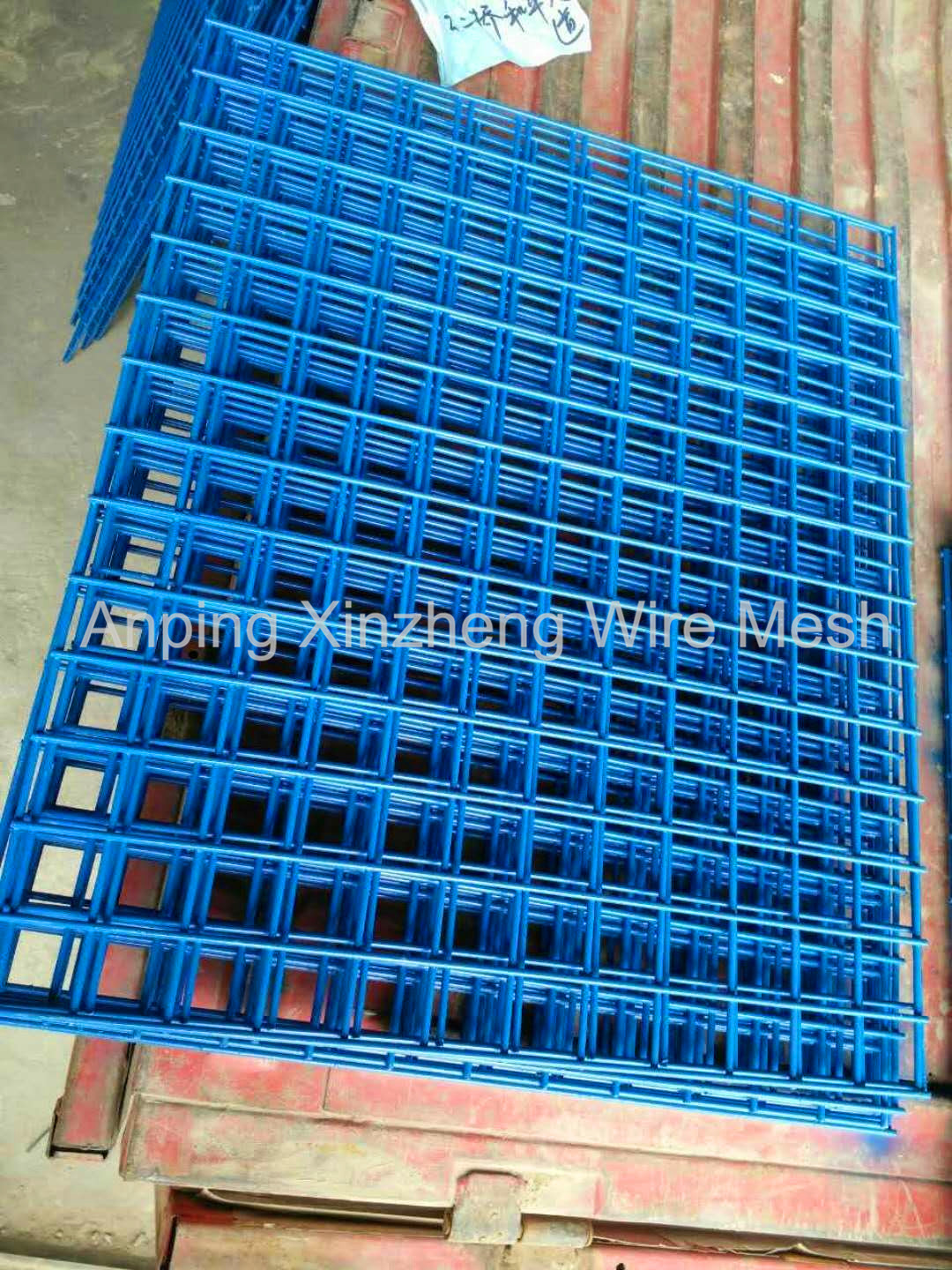 PVC Coated Wire Welded
