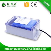 High quality 24v 36v 48v 100ah deep cycle best solar batteries 12v solar street light lithium battery