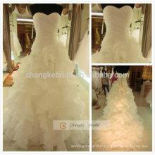 Robe de mariée à la robe de mariée