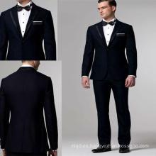 Los hombres tuxedos moda último diseño de negocios boda traje de los hombres al por mayor