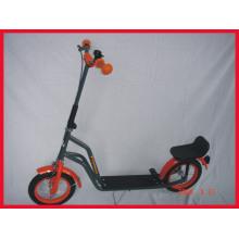 """Scooter de pie con marco de acero de 12 """"(PB209)"""