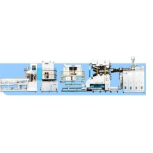 Extrusion Line For PVC Double Corrugated pipe