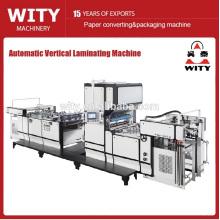 Machine de laminage verticale automatique multifonction
