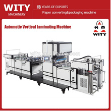 Máquina de laminação vertical automática multifuncional