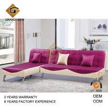 Liege Sofa Stuhl Massagegerät Lagerung Schlafzimmer-Set (GV-BS504)