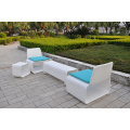 Rotan Weave Sectional Patio Garden Set