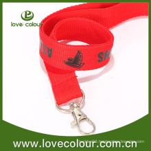 Factory price popuar red seahawks lanyards
