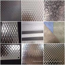 304L 316 feuille et plaque en acier inoxydable en relief