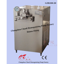 Ice Cream High Pressure Homogenizers(GJB1000-25)
