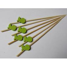 Горячий продавать Eco Bamboo Продовольственная вертел / Stick / Pick (BC-BS1024)
