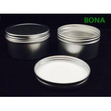Pot en aluminium de 350ml pour l'empaquetage cosmétique