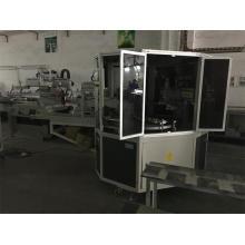 Präzisions-Einzelfarbe Vollständige automatische Siebdruck-Ausrüstung