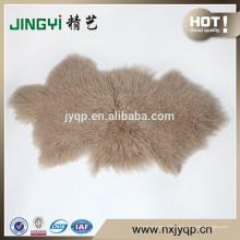 2018 Китая поставщики обивки Тибетско-монгольский ягненок мех овцы мат