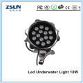 RGB LED Underwater Light for Pool Applications