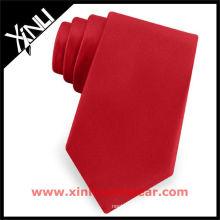Cravate de cravate de polyester de microfibre de 100%