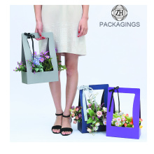 Panas menjual Portable Flower Packing Bag