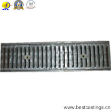 Class D400 Ductile Cast Iron Trench Grate for Road
