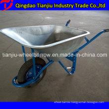 Heavy Duty Wheelbarrow for Construction Wb6418h