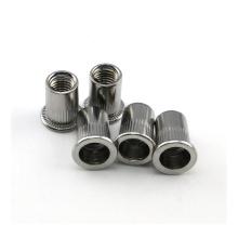Écrous à rivets en acier inoxydable