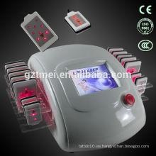 2013 vevazz lipo láser opiniones diodo lipo láser delgado máquina