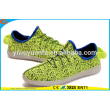 Novos produtos Light Flashing Running Rechargeable LED Shoes
