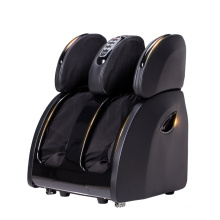 tapping shiatsu heated foot massager and calf massager with deep-kneading