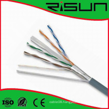 LAN Cable Network Cable CAT6 FTP with CE RoHS ISO9001