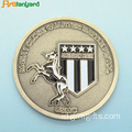 Kado Promosi Custom Metal Coin With Disepuh
