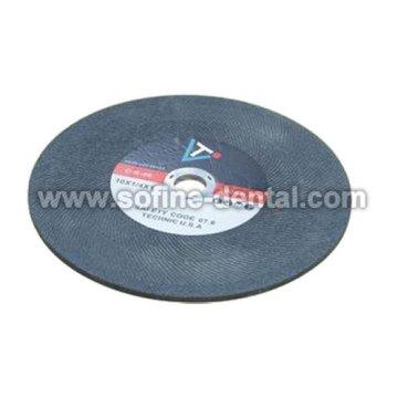 Muela disco abrasivo