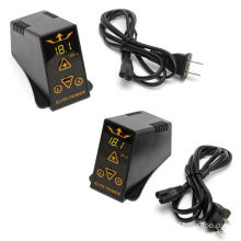 2013 Digital Tattoo Power Supply Kit EP-2 FOR Foot Pedal Clip Cord Machines