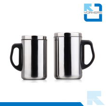 Stainless Steel Coffee Mug Cup Water Cup with Lid