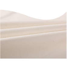White Canvas Fabric for Home Textile