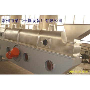 Fluidizied Bed Dryer Machine