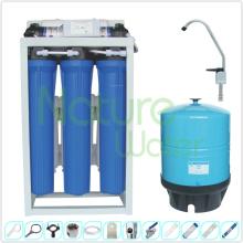 Sistema comercial do RO 100-600gpd