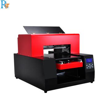Máquina de impressão de logotipo de pano de algodão