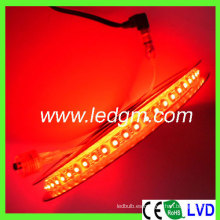 120LEDs / M 48W DC12V Color rojo 3528 Tira de LED flexible