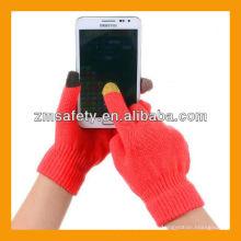 Gants tactiles intelligents / Gants tactiles trois doigts