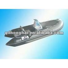 barco inflable de la costilla de lujo HH-RIB390 con CE