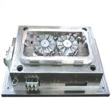 Novo design Molde de injeção de plástico para ventilador de refrigeração de computador