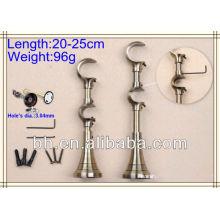 Кронштейны для алюминиевых окон, алюминиевый кронштейн, кронштейн карниз 28 мм