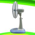 Ventilador solar de ventilador de mesa de 16 pulgadas DC12V (SB-ST-DC16B) 1