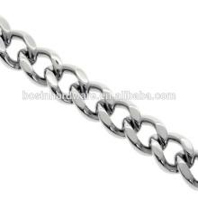 Мода высокого качества металла из нержавеющей стали Оптовые цепи шеи