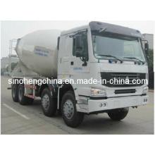 Sinotruk Chasis Xzj5311gjb1 XCMG 16m3 Heavy HOWO Camión hormigonera