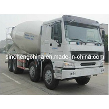 Camion de mélangeur concret lourd de HOWO de châssis de Sinotruk Xzj5311gjb1 XCMG 16m3